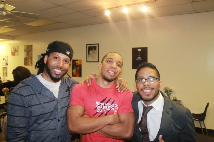 me, souf Chase, and the Rare-Poet