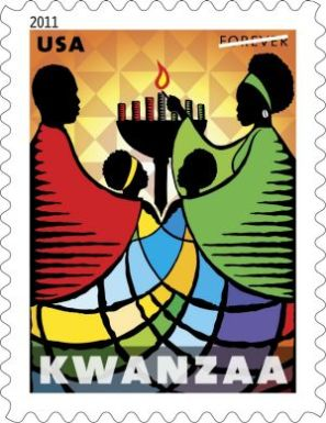 101411-national-kwanzaa-stamp