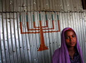 Ethiopian-Woman-in-Gondar