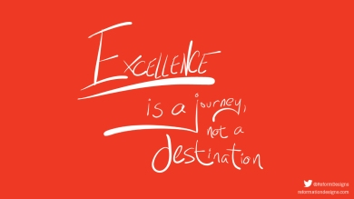 excellence-is-a-journey