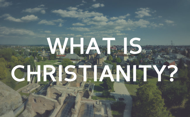 What-is-christianity