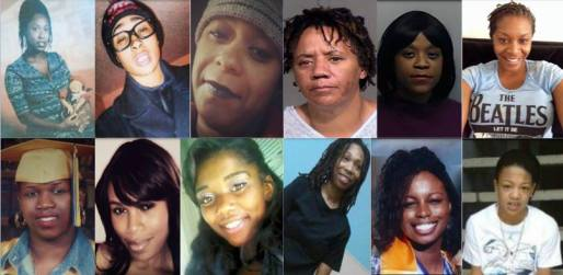 black women killed