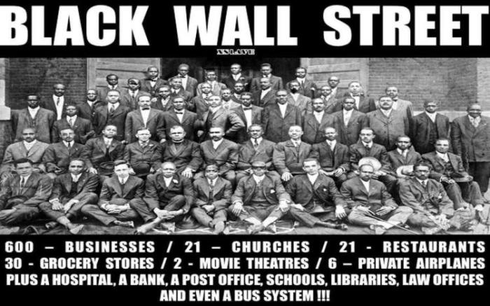 black wealth
