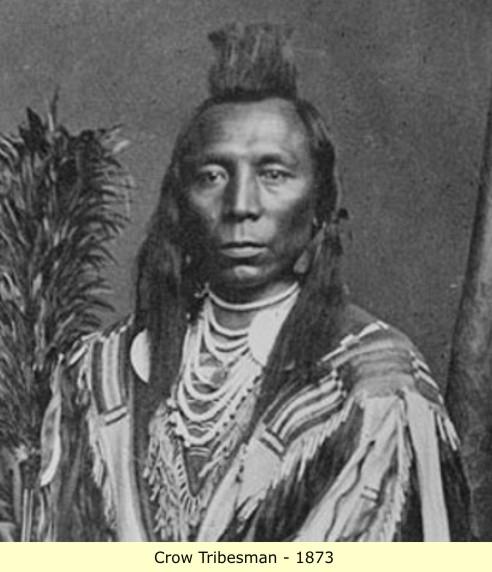 crow tribe 1883
